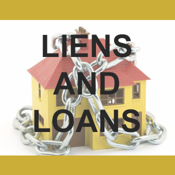 Divorce-real-estate-agent-liens-and-loans