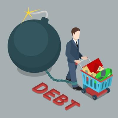 Debt follows the person